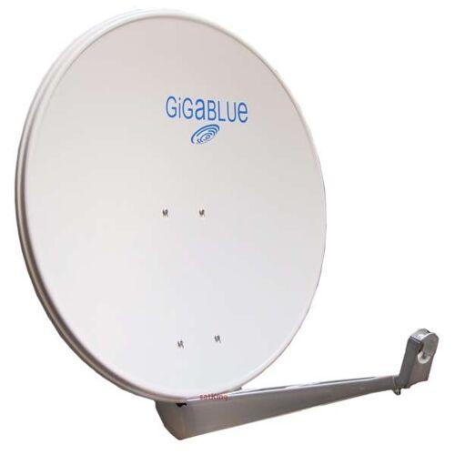 GigaBlue HD Super 85cm Doppelarm Alu Sat Antenne