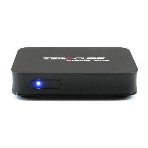 ZeroCube Prime One 4K UHD Android 7 Streaming Player Wlan IPTV Box Schwarz