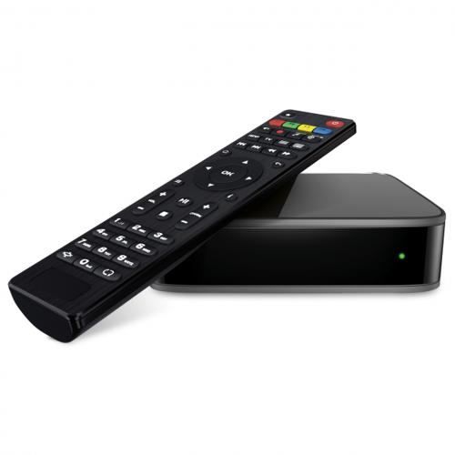 Infomir MAG 410 Android IPTV 4K HEVC Multimedia Set Top Box HDMI USB Full HD Wifi