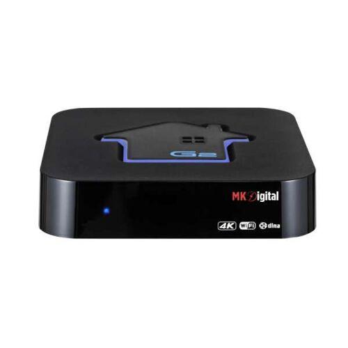MK-Digital G2 4K UHD IPTV Android 7.1.2 Player H.265 2GB RAM 16GB Flash GTPlayer WLAN