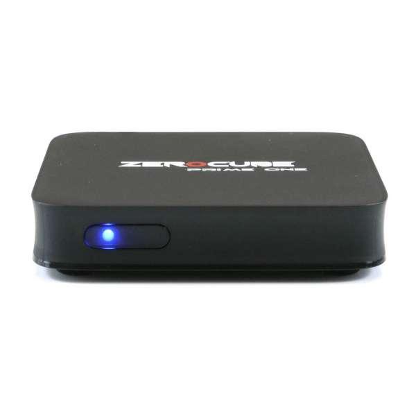 ZeroCube Prime One 4K UHD Android 7 Media Player Wlan Internet TV IP Box Schwarz