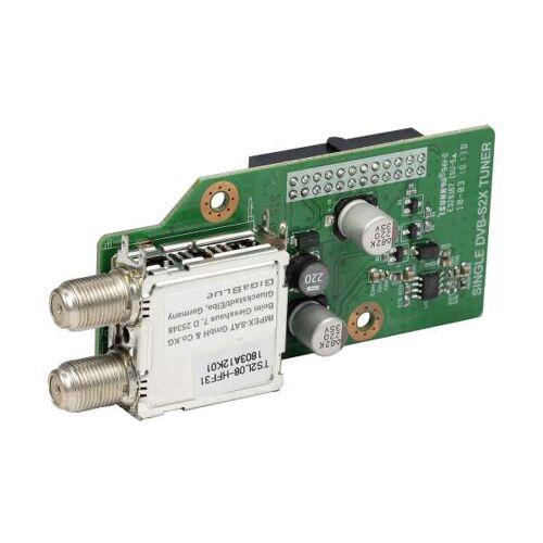 GigaBlue DVB-S2X Single Multistream HD Tuner für Gigablue UHD Quad 4K, UE UHD 4K, X2 HD Receiver