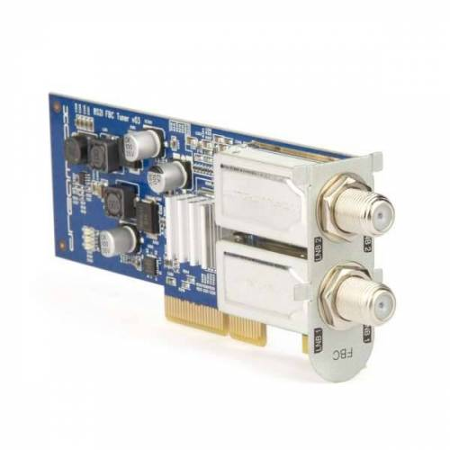 DreamBox DVB-S2X FBC Twin MultiStream Tuner (8 Demodulatoren)