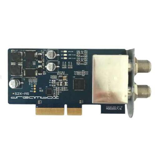 DreamBox Dual DVB-S2X MS Twin Tuner für DM 900UHD 920UHD 820HD 7080HD