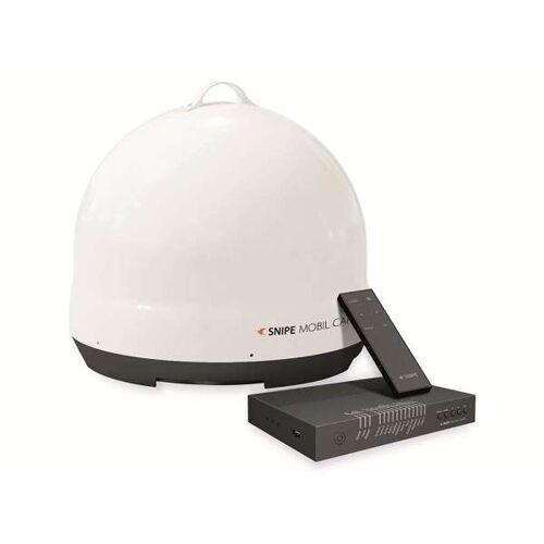 Selfsat Snipe Mobil Camp Single GPS Vollautomatische Portable Satelliten Antenne Camping