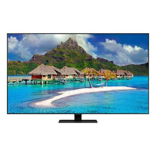 Samsung 75Q80T 75 Zoll (189cm) 4K Ultra HD 3800 PQI QLED Smart TV Tripple Twin Tuner Carbonsilber