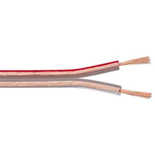 Goobay Lautsprecherkabel 2x 2.5mm OFC Kupfer 100m
