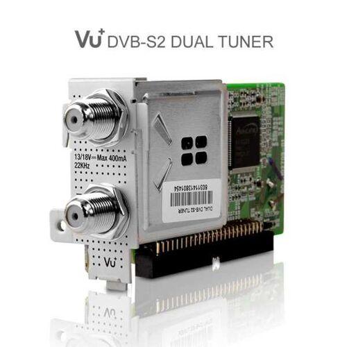 VU+ DVB-S2 Dual Duo2 / Ultimo/ Solo SE V2/ Solo 4K Sat Tuner