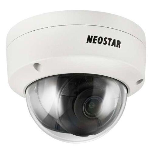 Neostar 8.0MP EXIR NTI-D8007IR 3840x2160p H.265+ IR 2.8 IP Dome-Kamera WDR 30m Nachtsicht