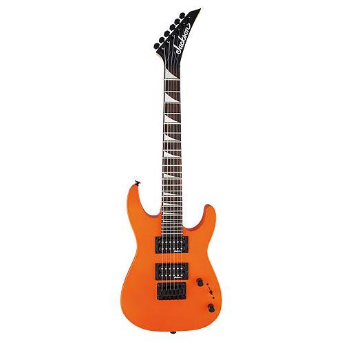 Jackson Dinky Minion JS1X Orange E-Gitarren