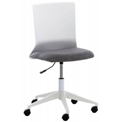 CLP Bürostuhl Apolda-grau-Stoff