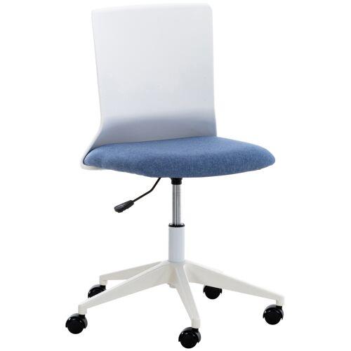 CLP Bürostuhl Apolda-blau-Stoff
