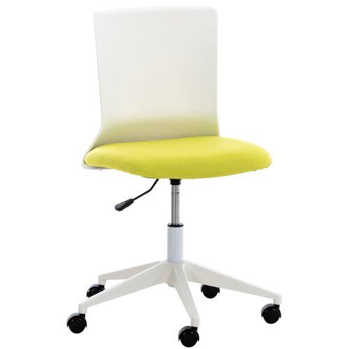 CLP Bürostuhl Apolda-grün-Stoff
