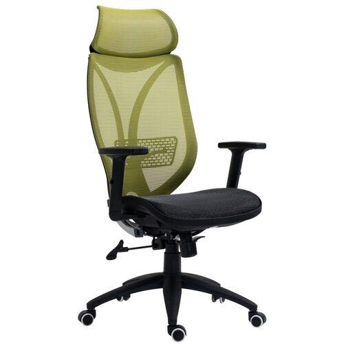 CLP Bürostuhl Libolo-grün