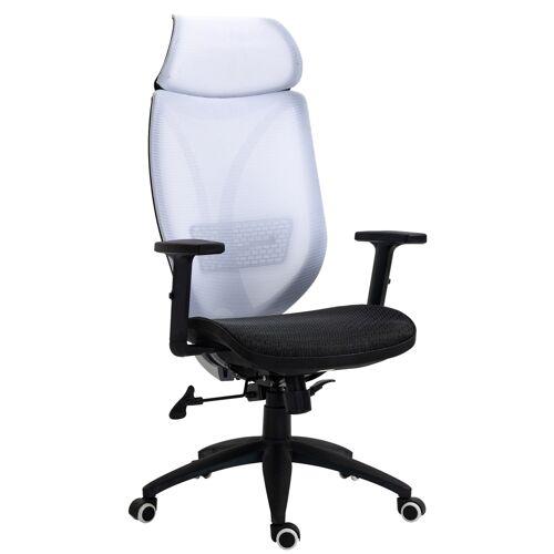 CLP Bürostuhl Libolo-weiß