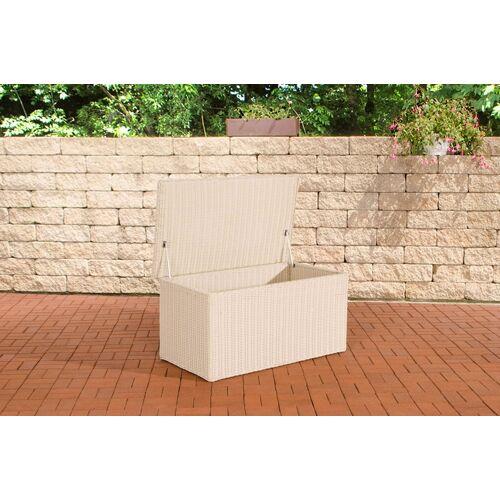 CLP Luxus Auflagenbox 5mm-weiß-L