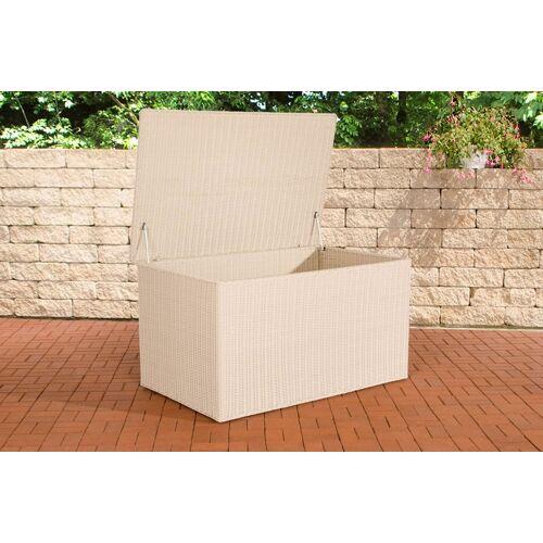 CLP Luxus Auflagenbox 5mm-weiß-XXL