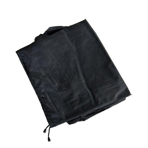 Loraville Abdeckhaube 126x71x76 cm Bayamo-schwarz