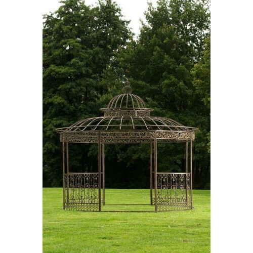 Loraville Luxus Pavillon XXL Romantik rund-bronze