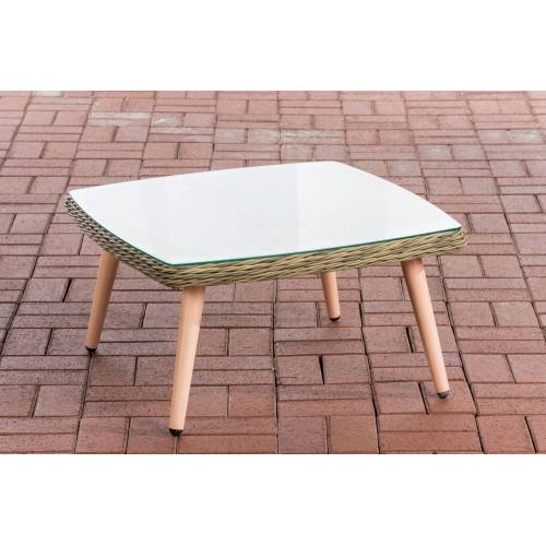 CLP Tisch Ameland 5mm-rund/natura-35 cm