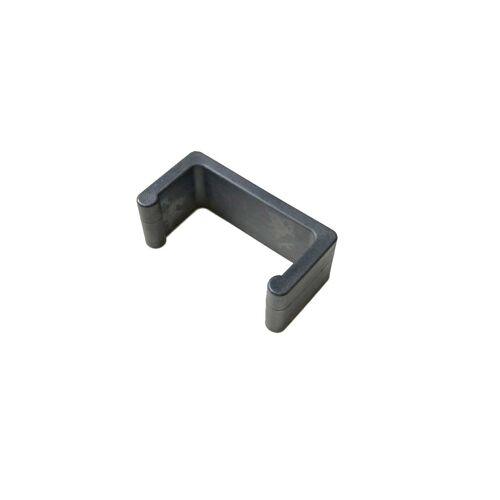 CLP Verbindungsklammer für rundes Rattan-schwarz