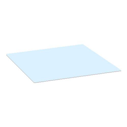 CLP Glasplatte Piri 60x60 cm-klarglas