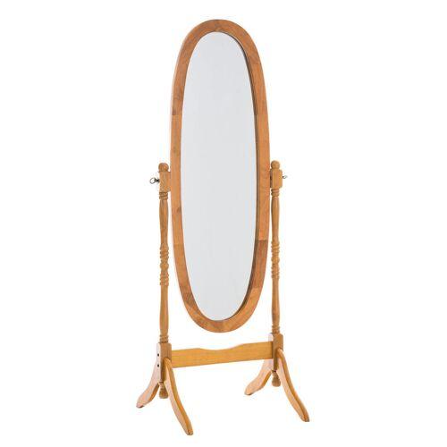 CLP Standspiegel Cora oval-eiche