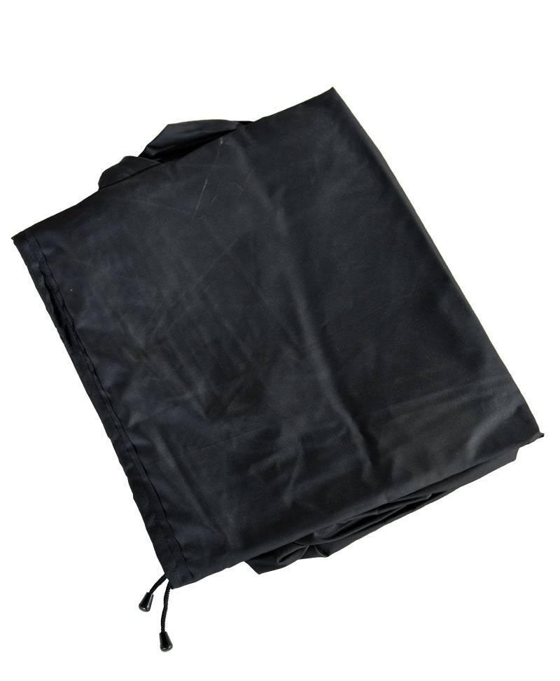 Loraville Abdeckhaube 225x190x85 cm Fisolo-schwarz
