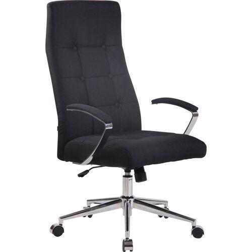 CLP Bürostuhl Fynn-schwarz-Stoff