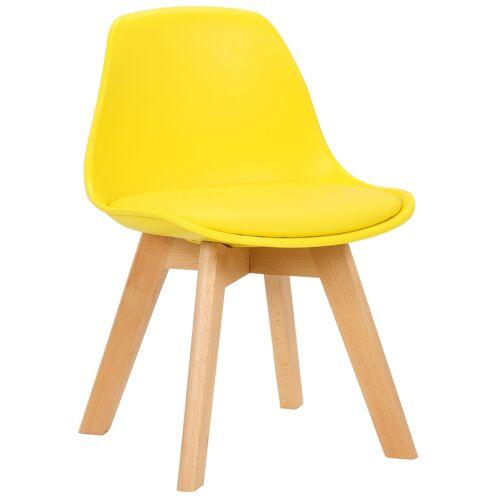 CLP Kinderstuhl Lindi-gelb