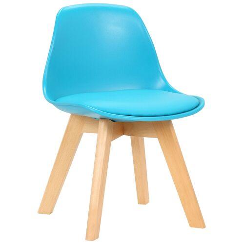 CLP Kinderstuhl Lindi-blau
