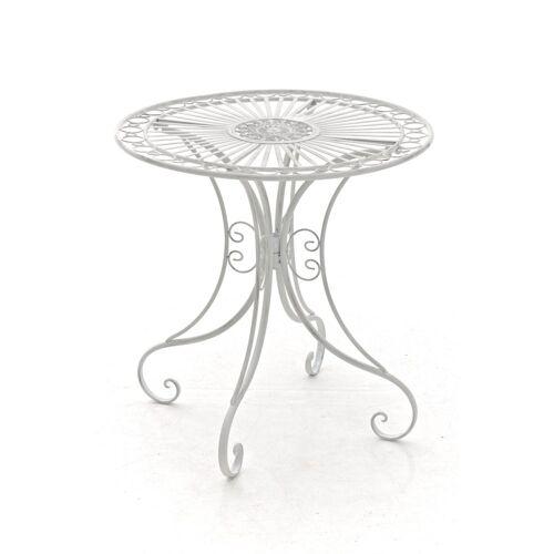 CLP Tisch Hari-antik_weiß