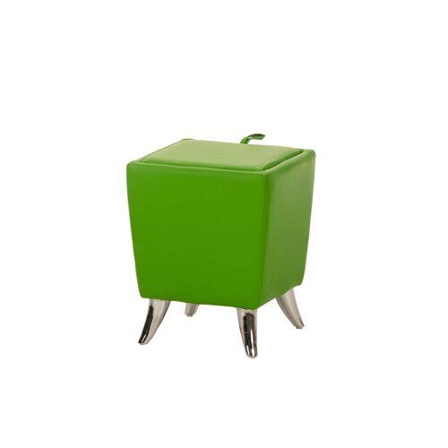 CLP Sitzhocker Roxy-grün