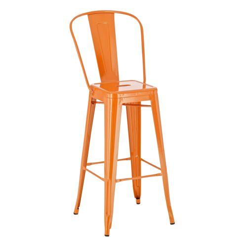 CLP Barhocker Aiden-orange