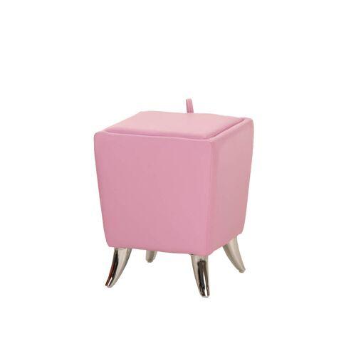 CLP Sitzhocker Roxy-pink