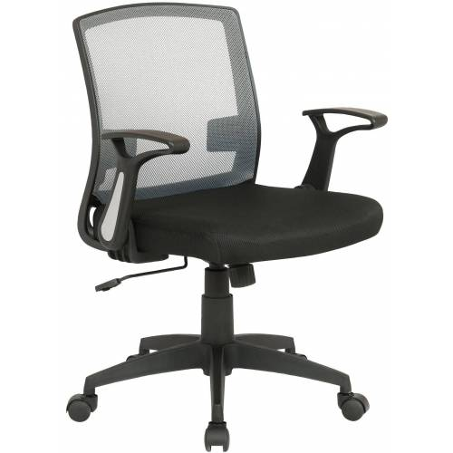 CLP Bürostuhl Renton-schwarz/grau