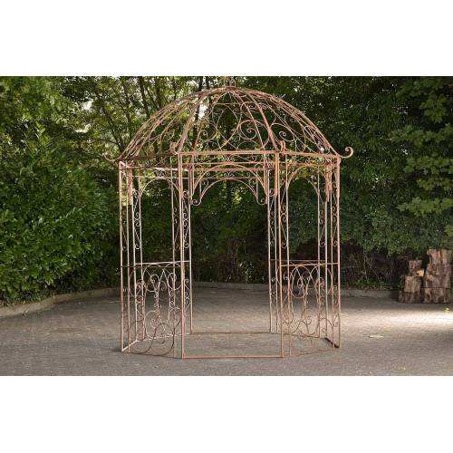 Loraville Pavillon Leila-antik/braun