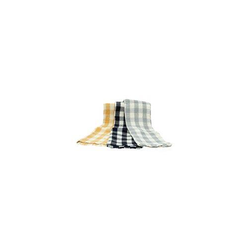 Bloomingville Geschirrtuch 70x45 cm 3er Set Baumwolle