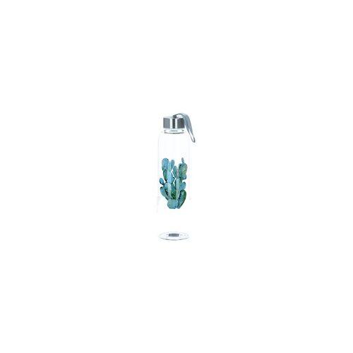 PPD Trinkflasche Glasflasche Kaktus 500 ml