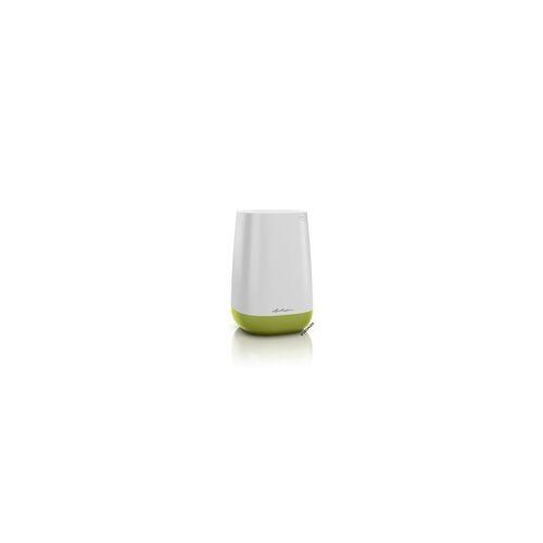 Lechuza Yula Flower Vase weiß / pistaziengrün