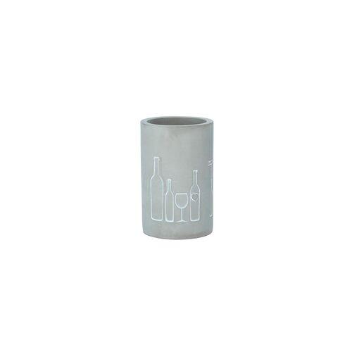 räder PET Flaschenkühler Flaschen 21 cm Beton