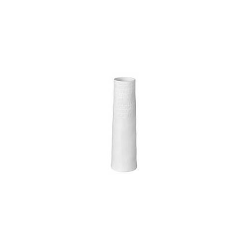 räder Zuhause Raumpoesie Vase Porzellanvase klein Text 17 cm
