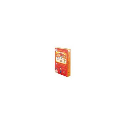 Sevi Magnetisch Cirkus Puzzle Zirkus Kinder Spielzeug, 82844