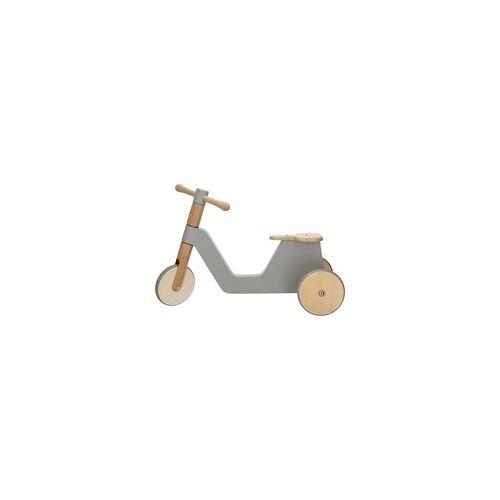 sebra Laufrad Scooter grau