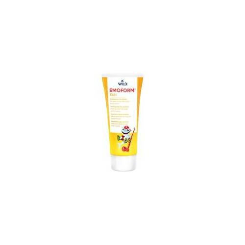 Wild Pharma / Dr. Wild EMOFORM actifluor KIDS Kinder-Zahnpaste 75 ml