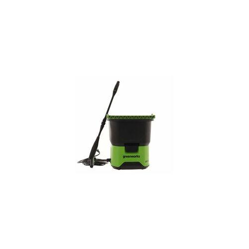 Greenworks Akku Hochdruckreiniger Greenworks GDC40 - klein - 40V 70 bar - 4 Ah