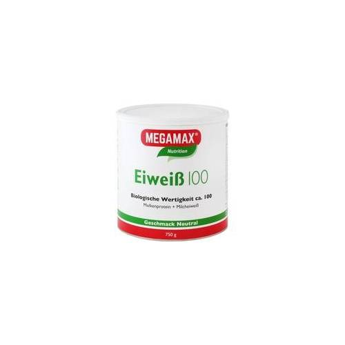 Megamax B.V. Eiweiss 100 Neutral MEGAMAX