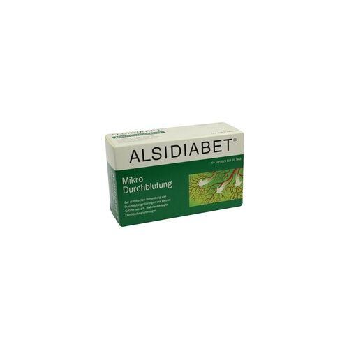 Alsitan ALSIDIABET Diabetiker Mikro-Durchblutung