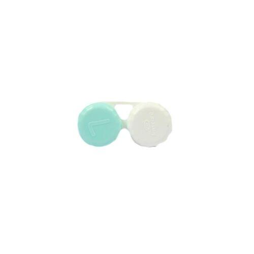 Lenscare Aufbewahrungsbehälter flach zwei Kammern