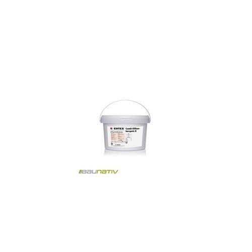 Gutex Combi-Silikonharz-Putz 1,5 mm Korn weiß - 25 kg Eimer